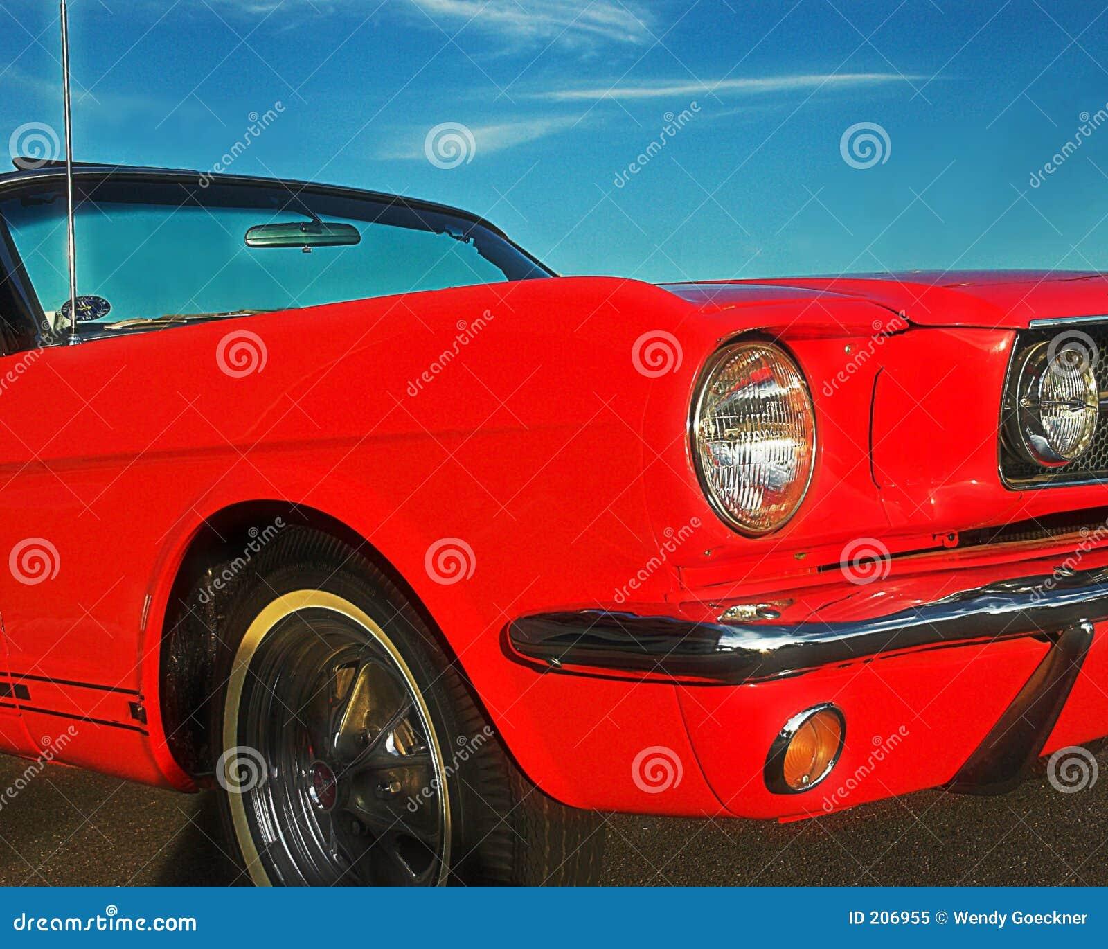 Klasyczna samochodowy