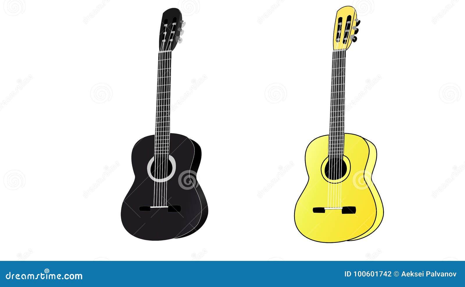 Klasyczne gitary