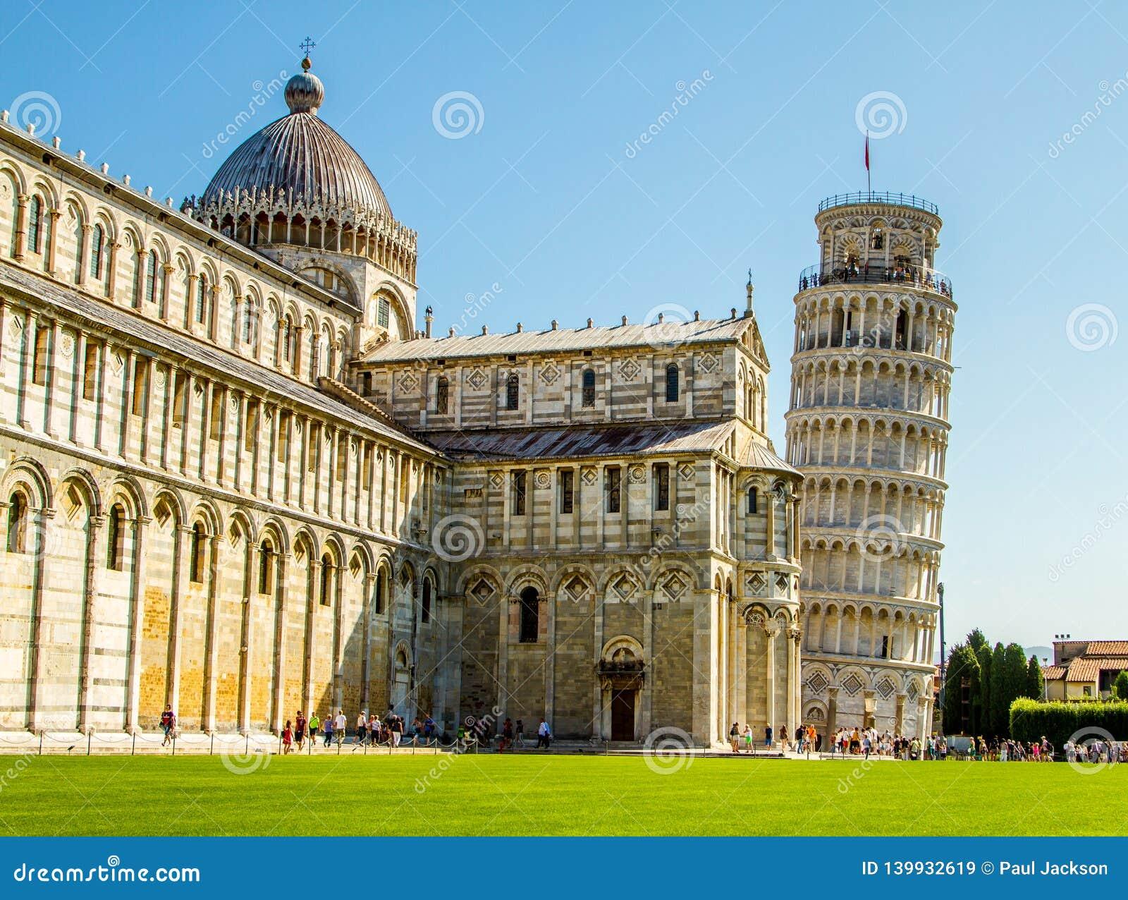 Klasyczni punkty zwrotni Pisa, Włochy