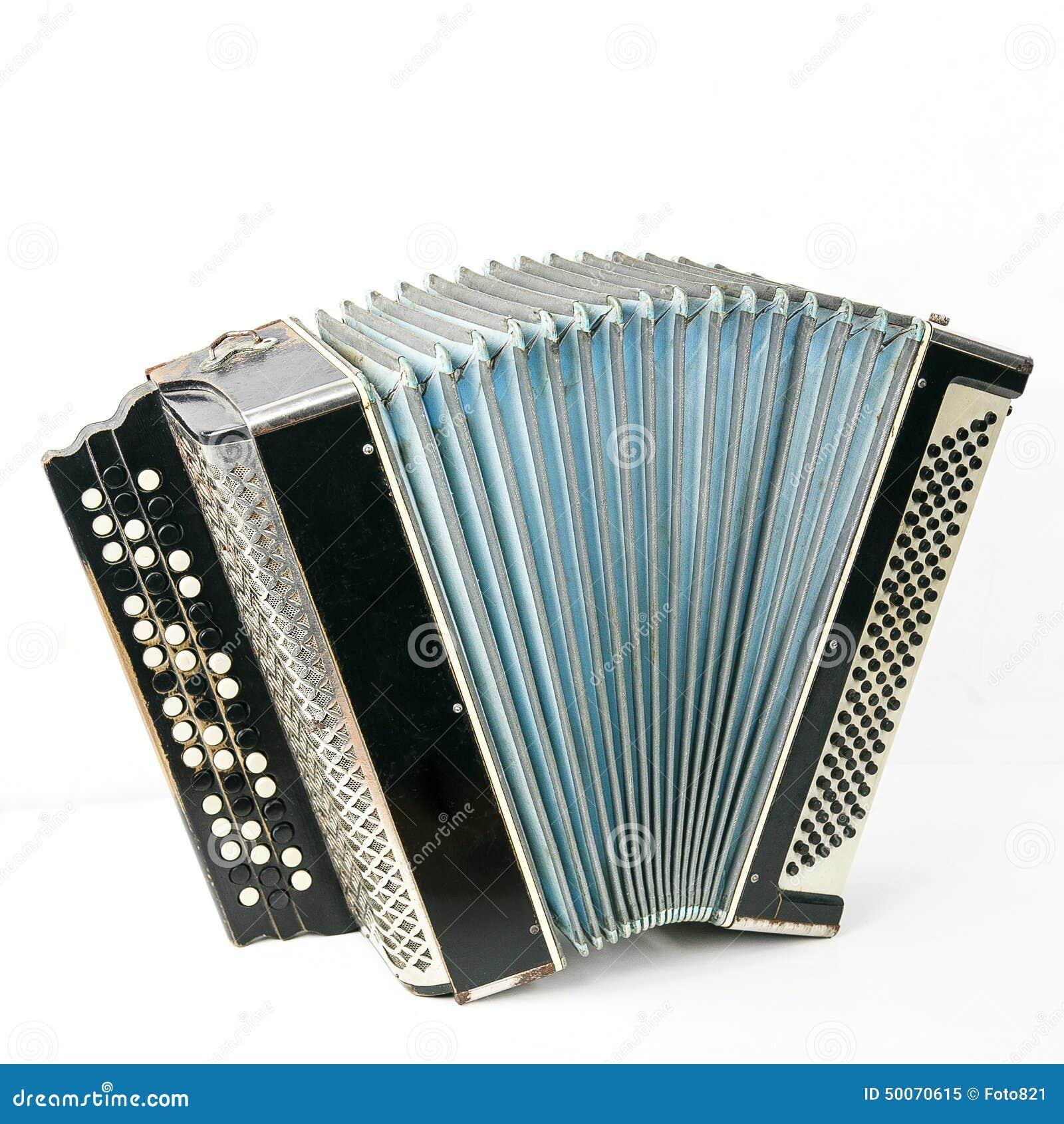Klasyczny akordeon
