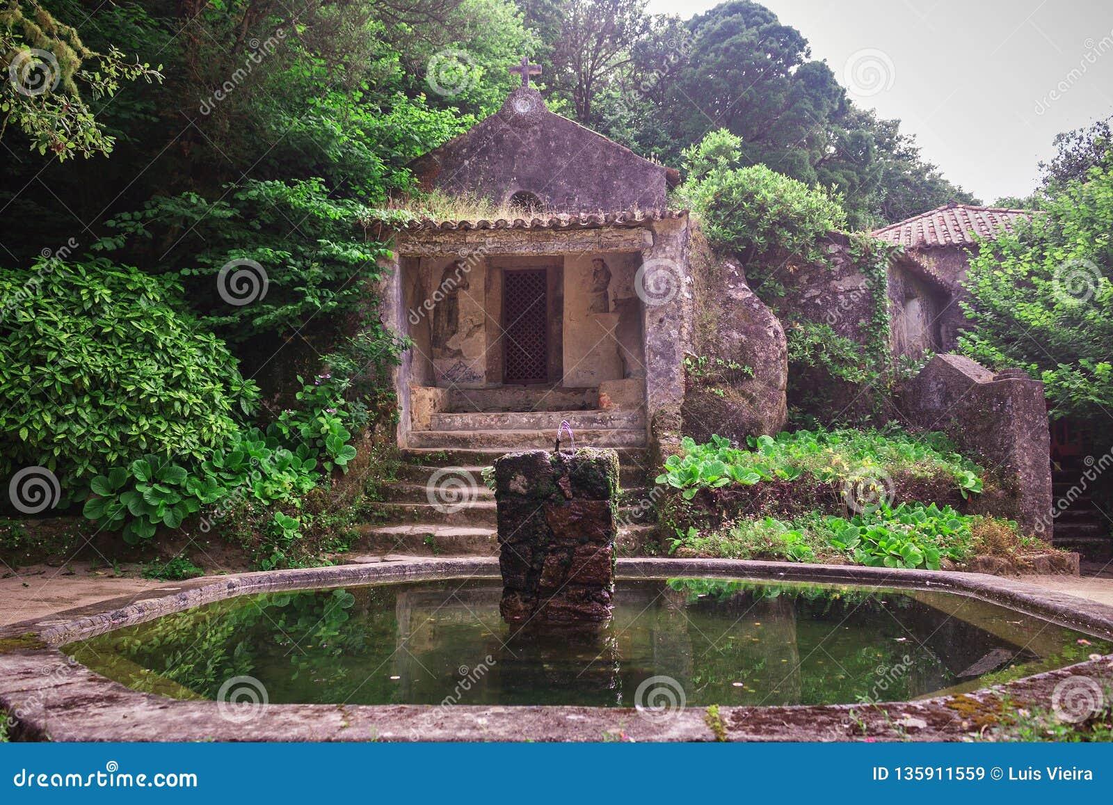 Klasztor Capuchos, Sintra
