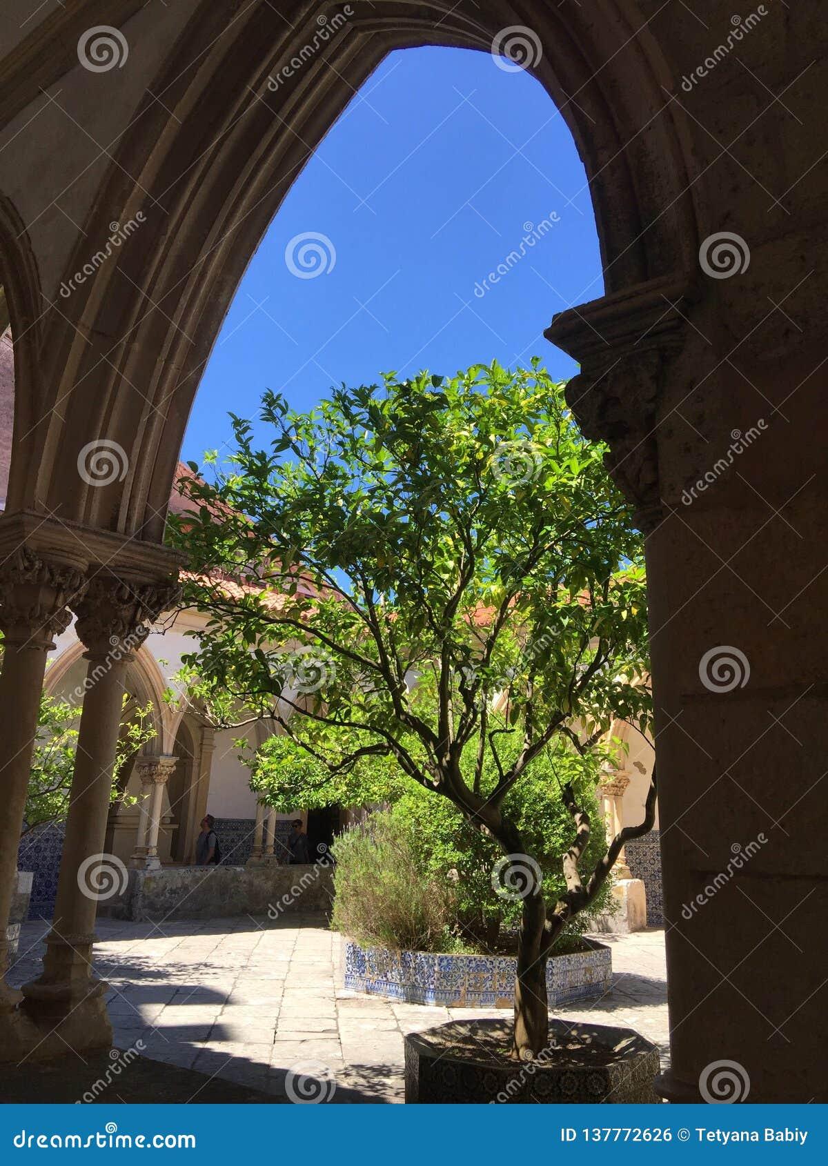 Klasztor Chrystus, Tomar - Portugalia