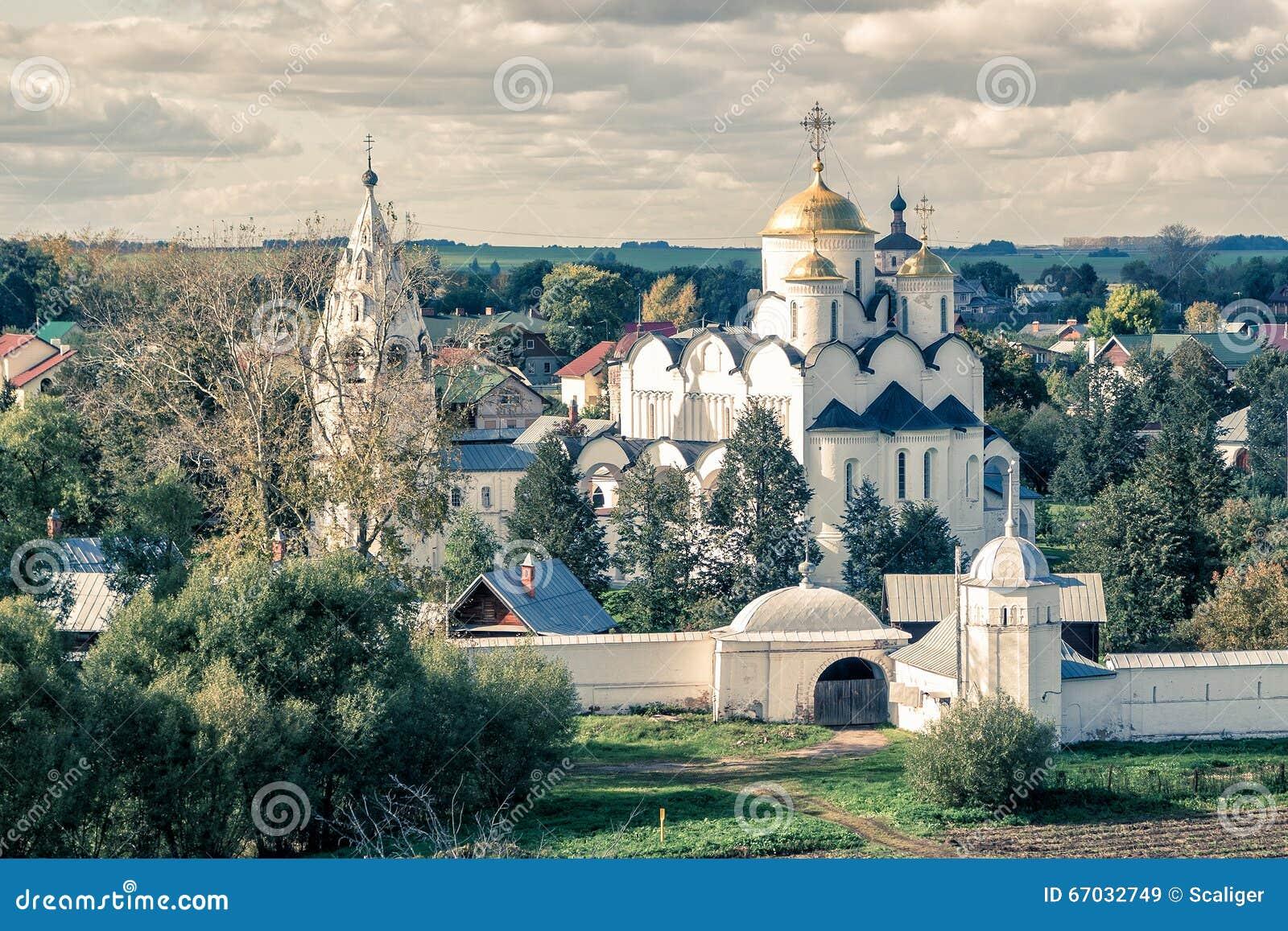 Klasztor intercesja w Suzdal, Rosja