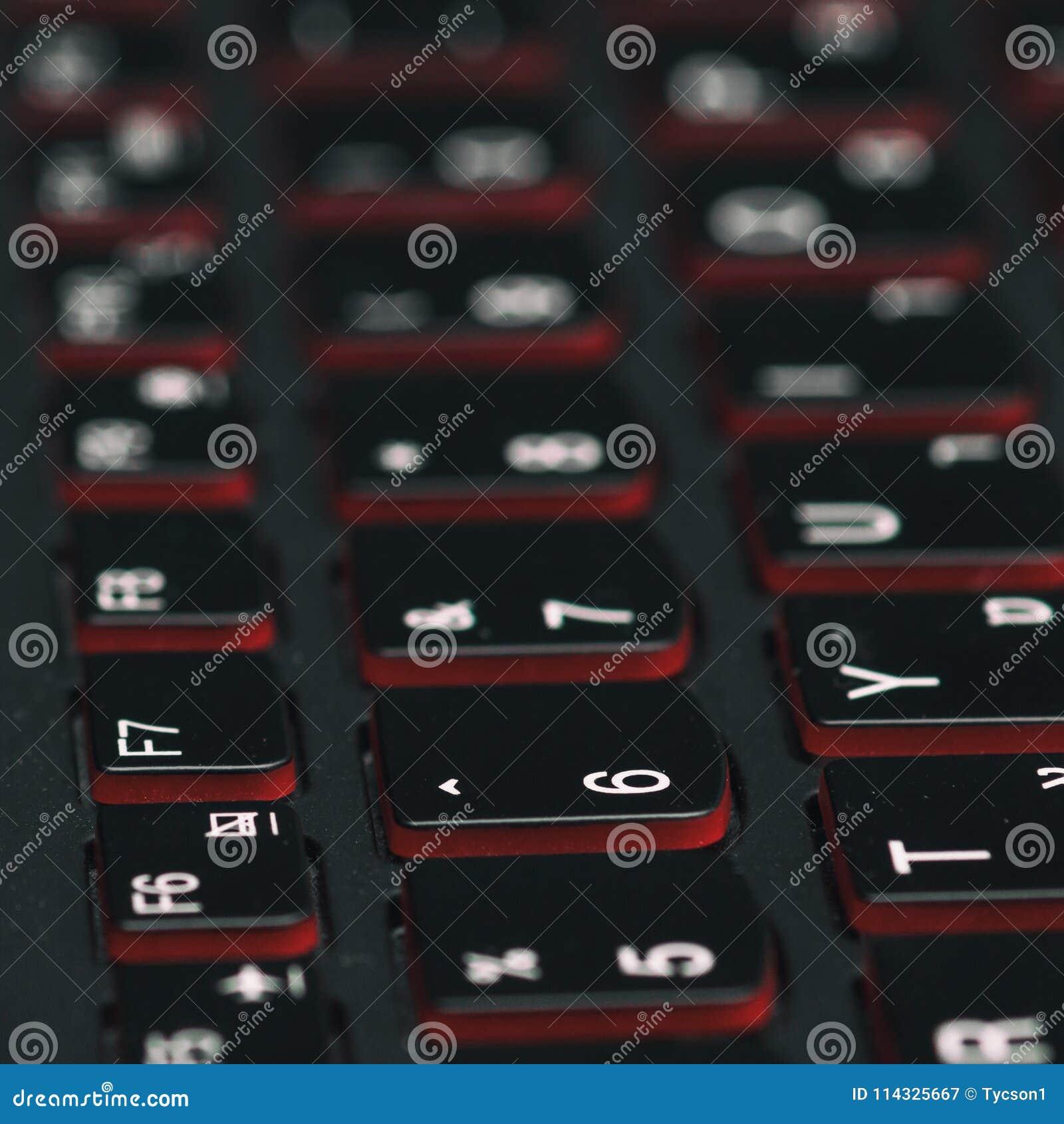 Klawiatura hazardu laptop