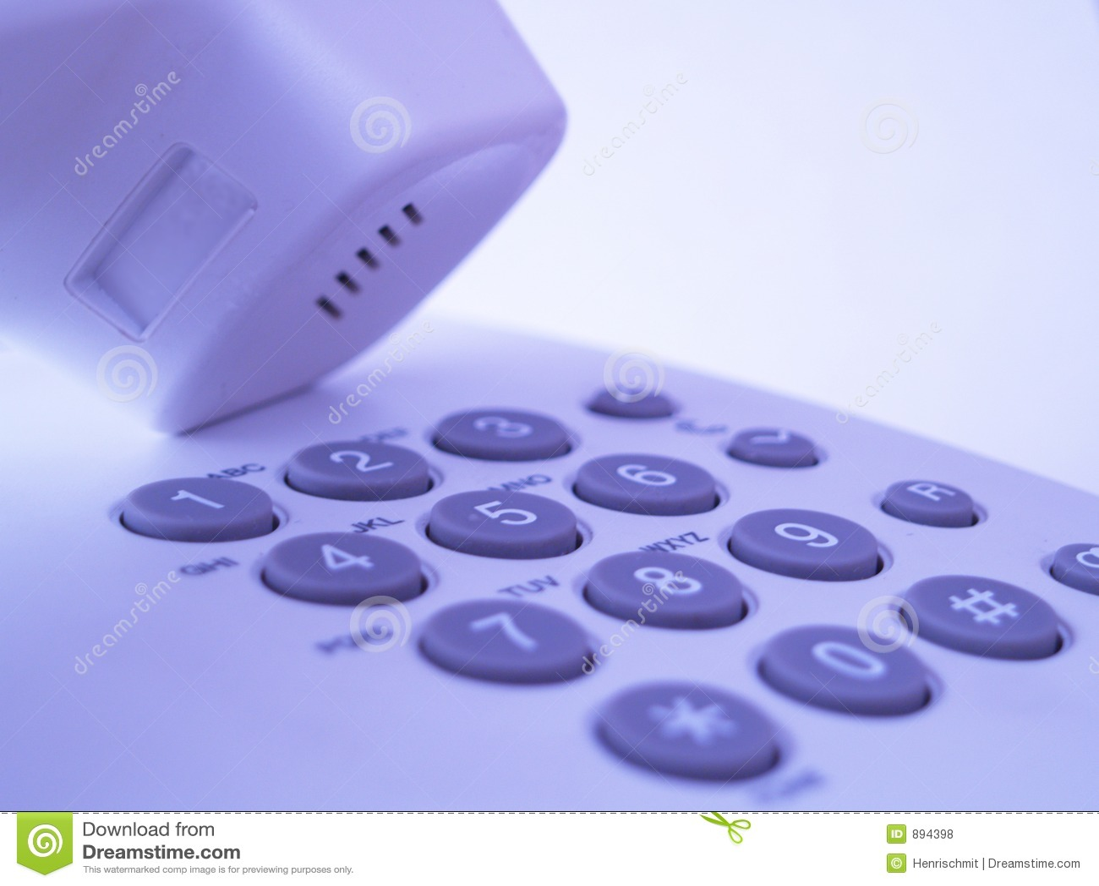 Klawiatura telefon