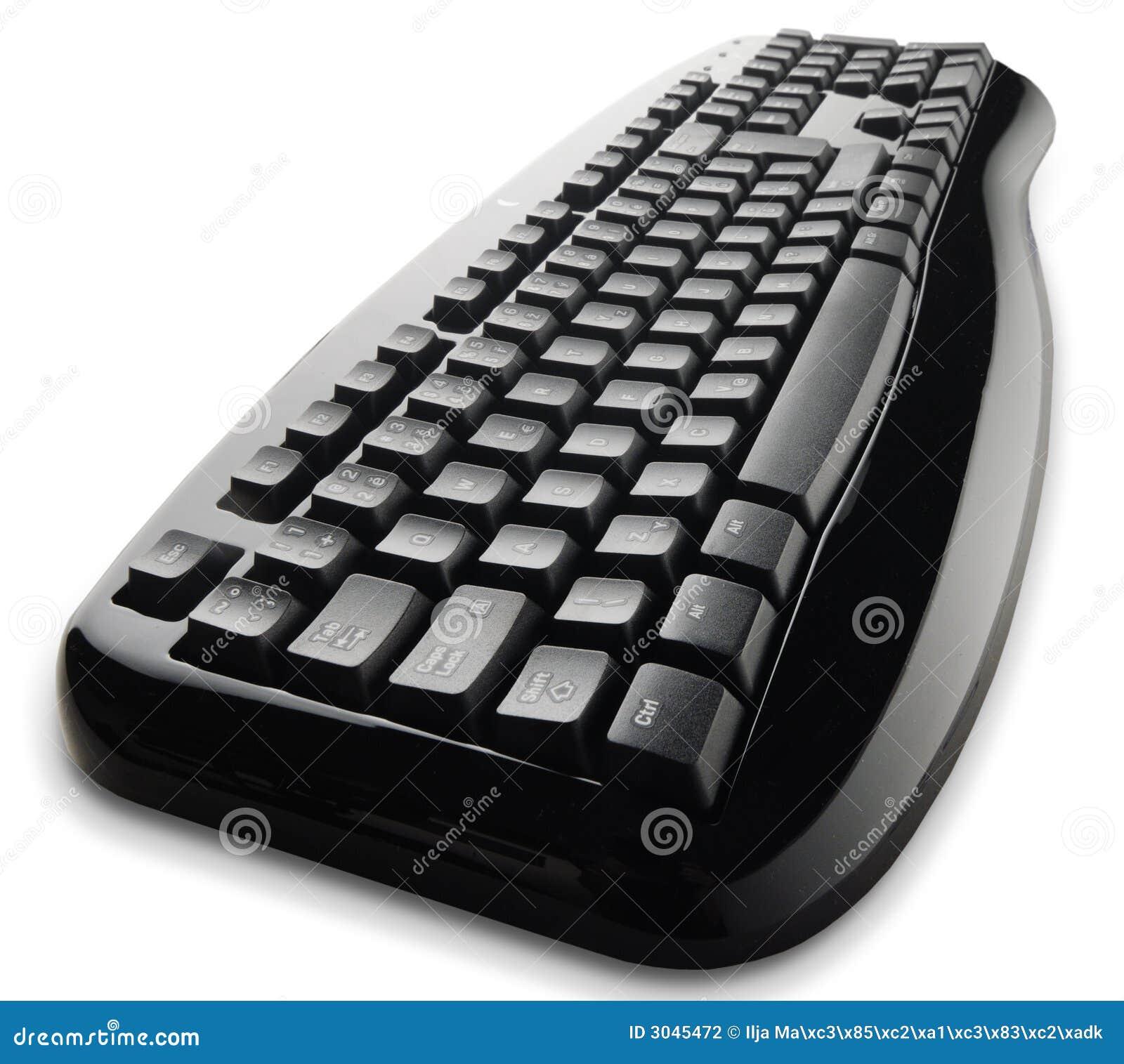 Klawiaturowy komputera osobistego