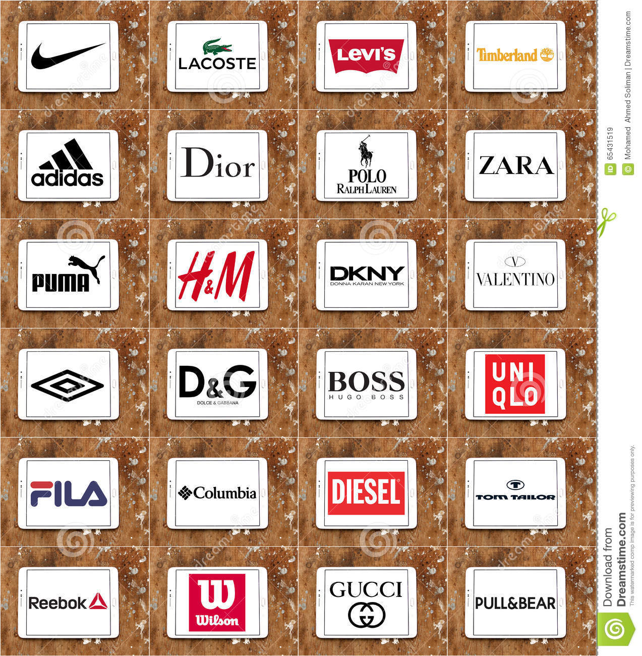 Clothing Brands A To Z