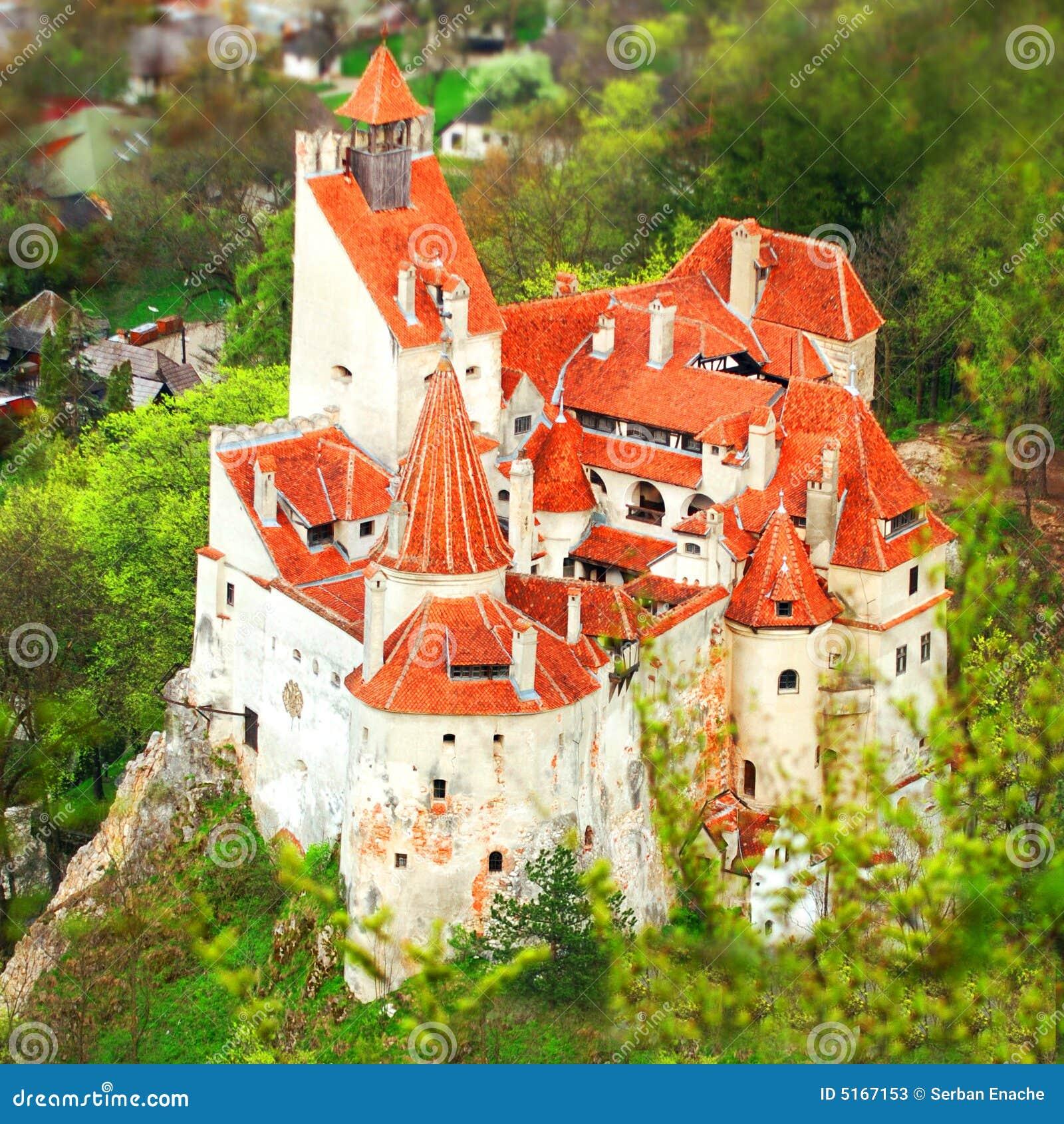 Kleie-Schloss, Rumänien