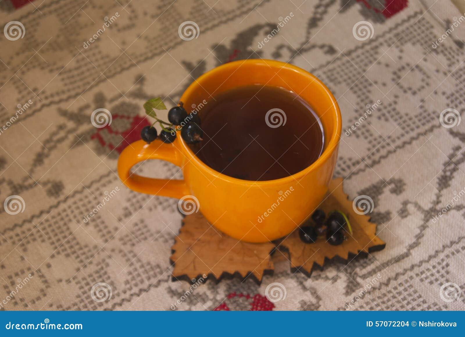 Kleikop thee