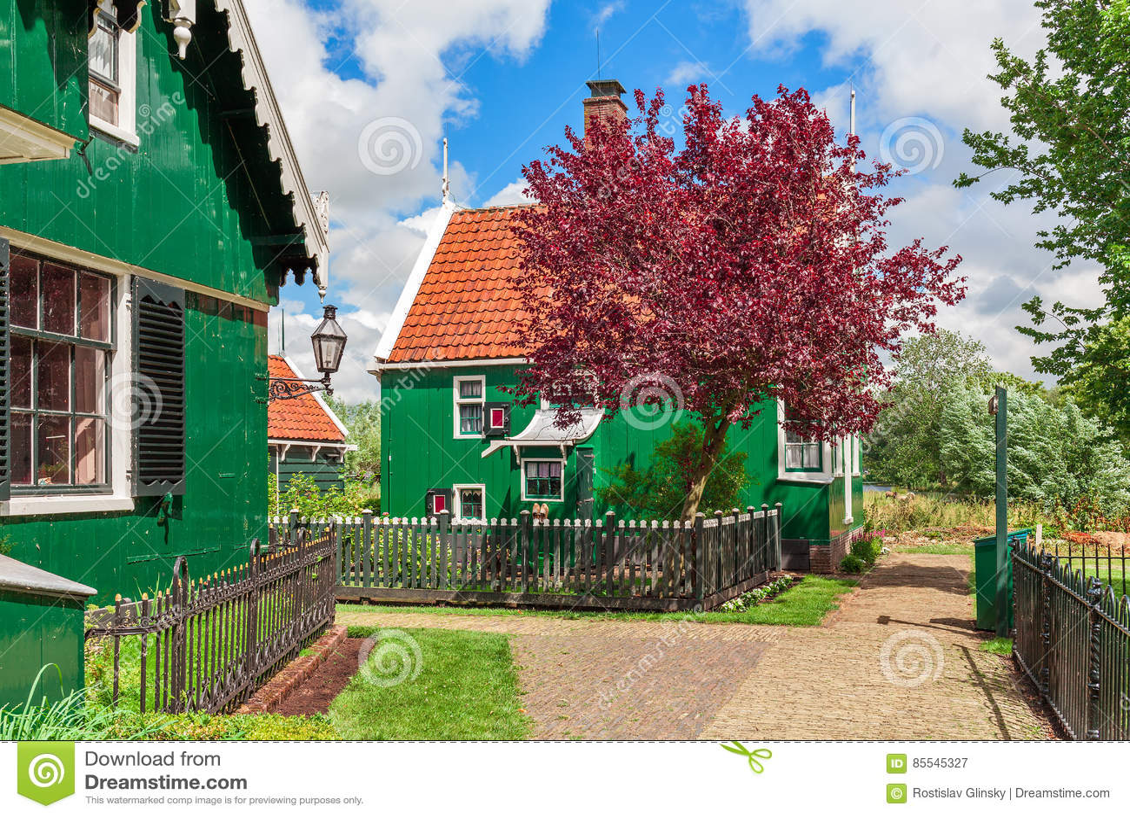 Klein Nederlands dorp