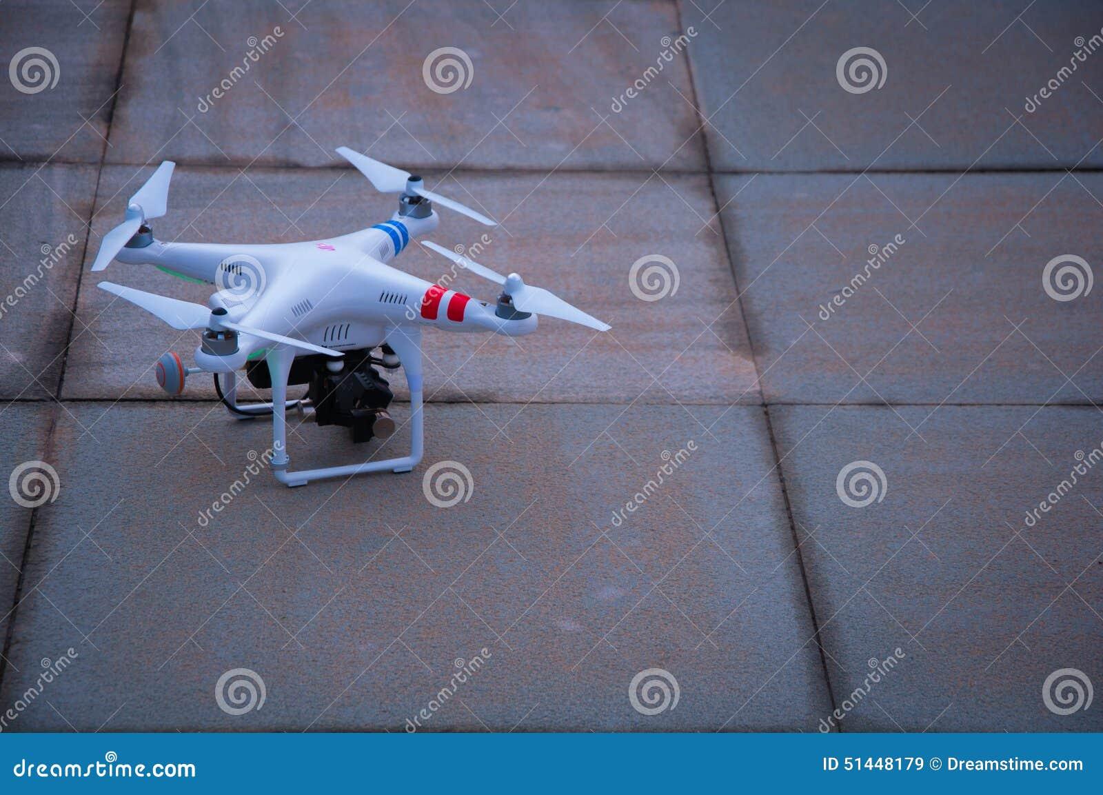 Klein onbemand luchtvoertuig (uav)