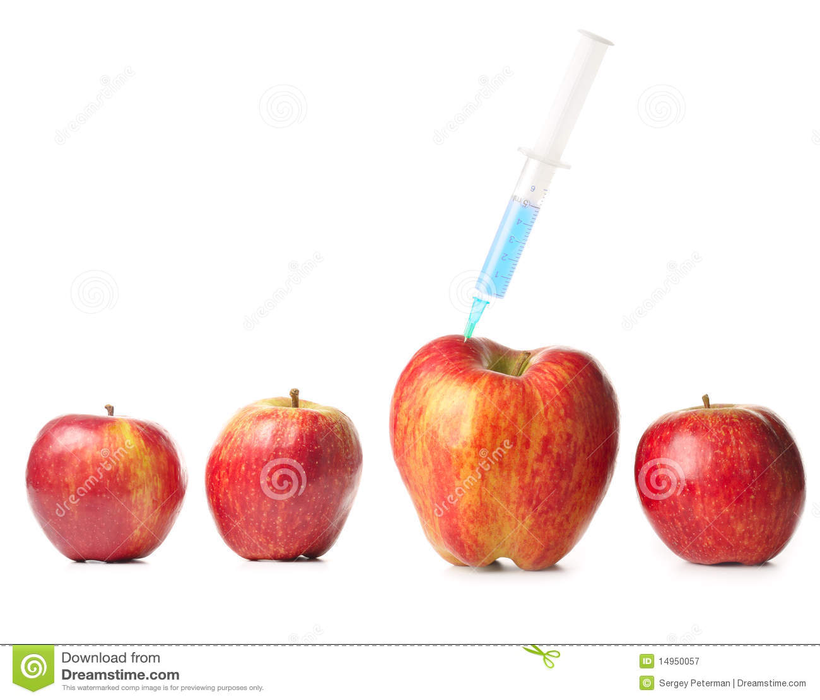 Etwas Neues genug Kleine Äpfel Und Ein Großes Stockbild - Bild von saft, frucht @SC_08