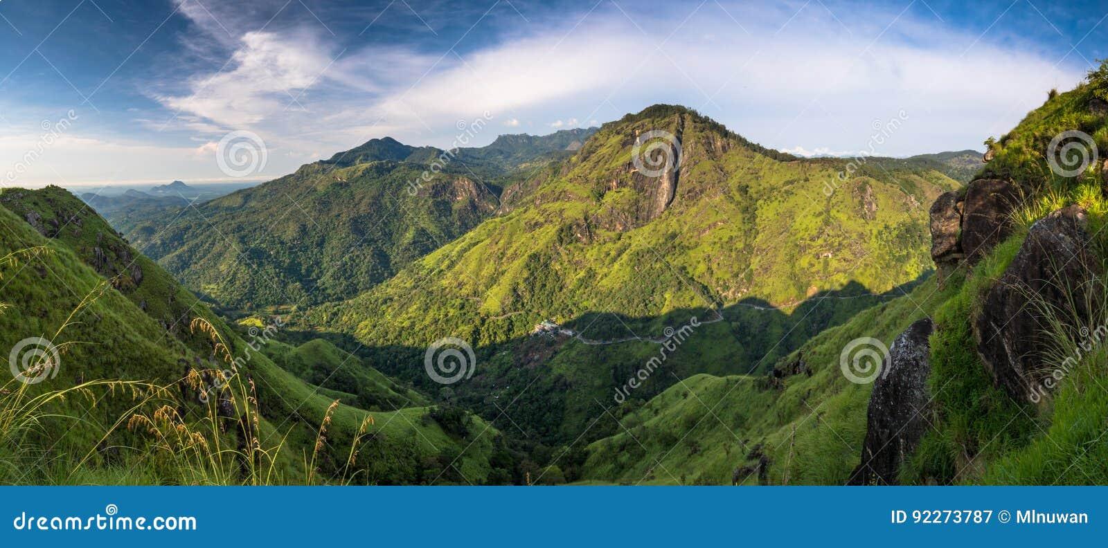 Kleine Adams-Spitze in Ella, Sri Lanka