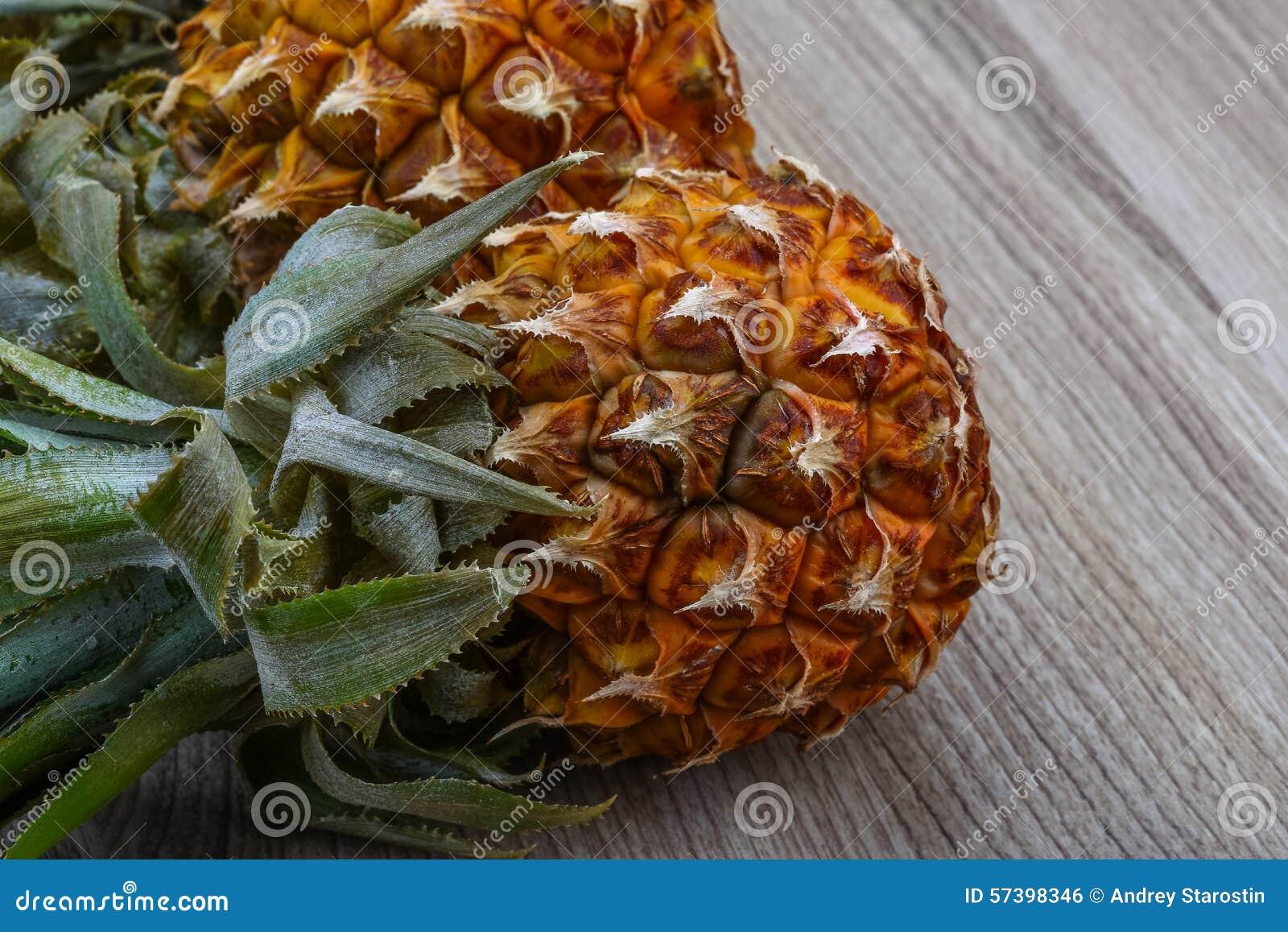 Kleine ananas