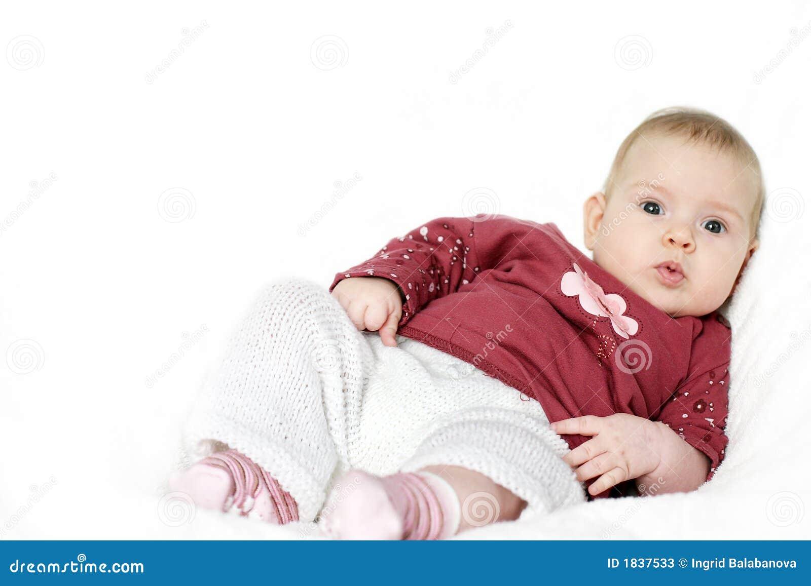 Kleine babyzitting