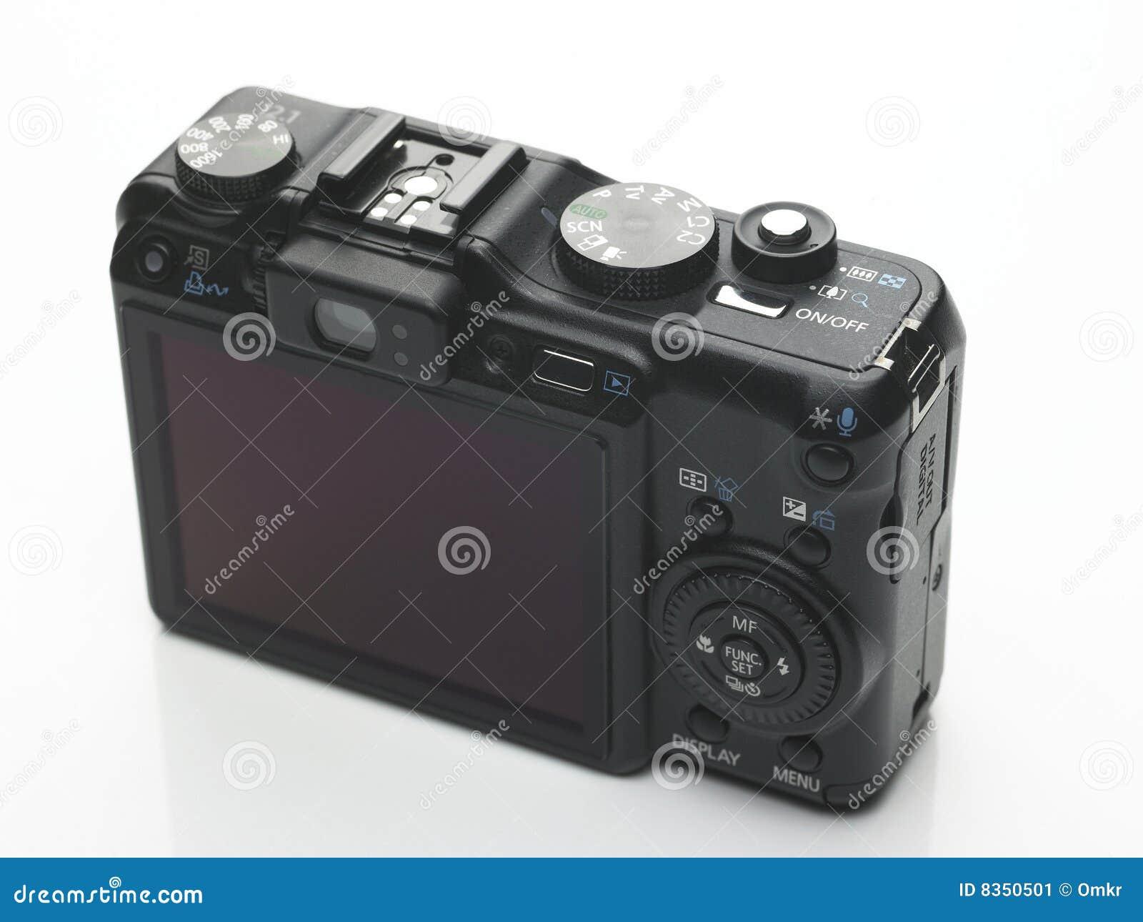 Kleine digitale camera