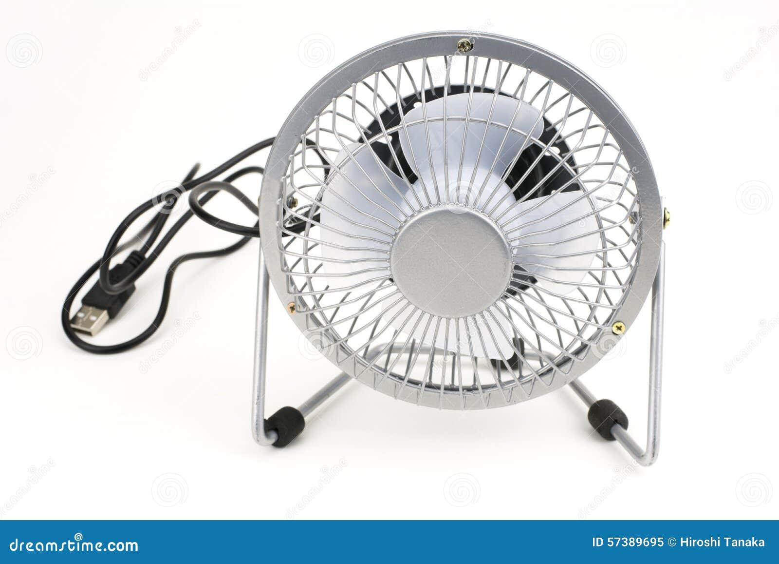 Kleine elektrische ventilator