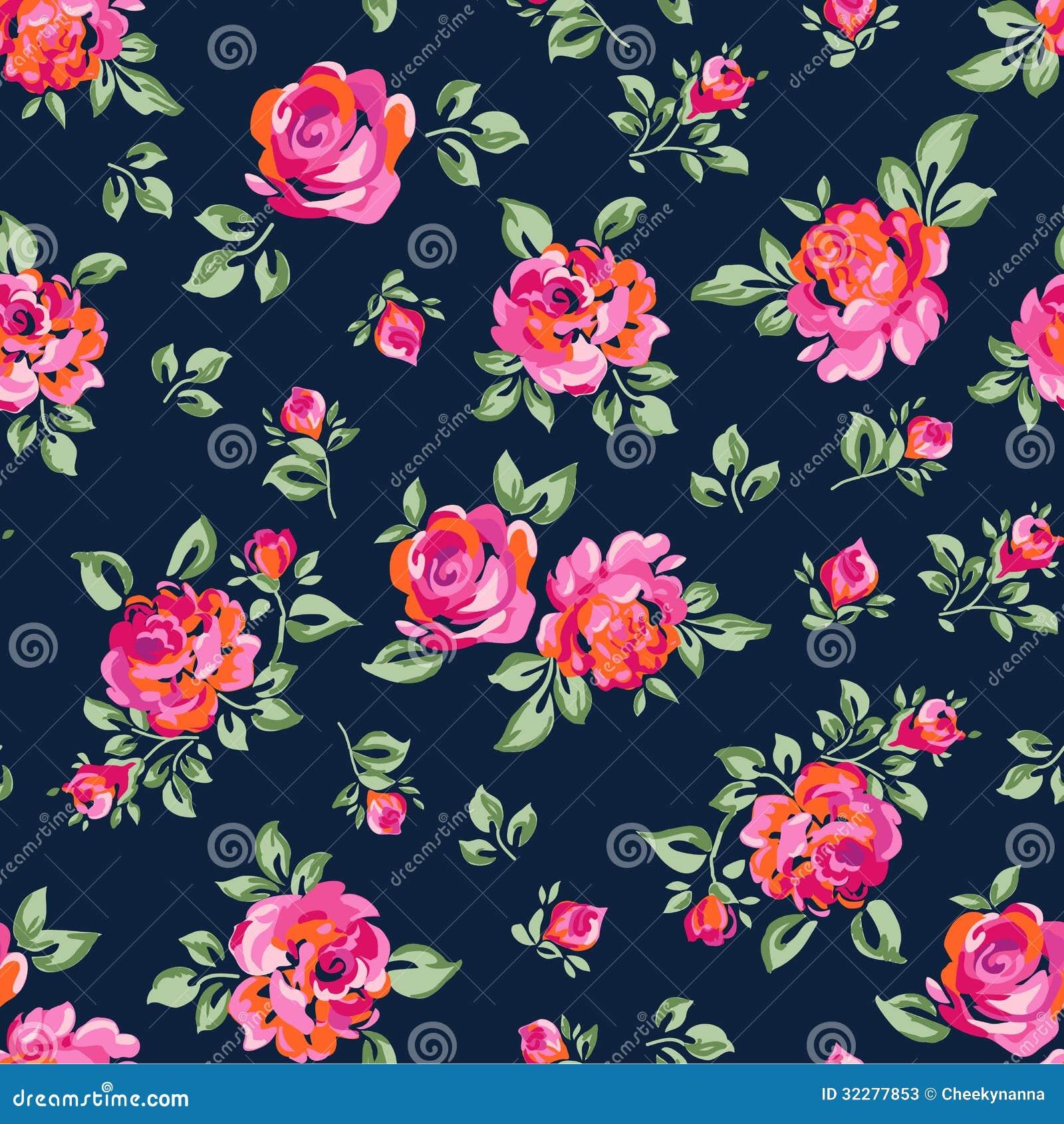 kleine gemalte rosen stockfotos bild 32277853. Black Bedroom Furniture Sets. Home Design Ideas