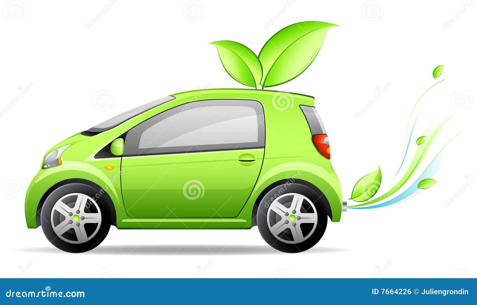 kleine groene auto vector illustratie afbeelding bestaande uit gekruld 7664226. Black Bedroom Furniture Sets. Home Design Ideas