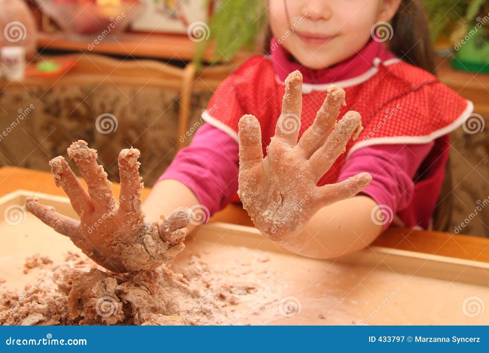 Kleine handen
