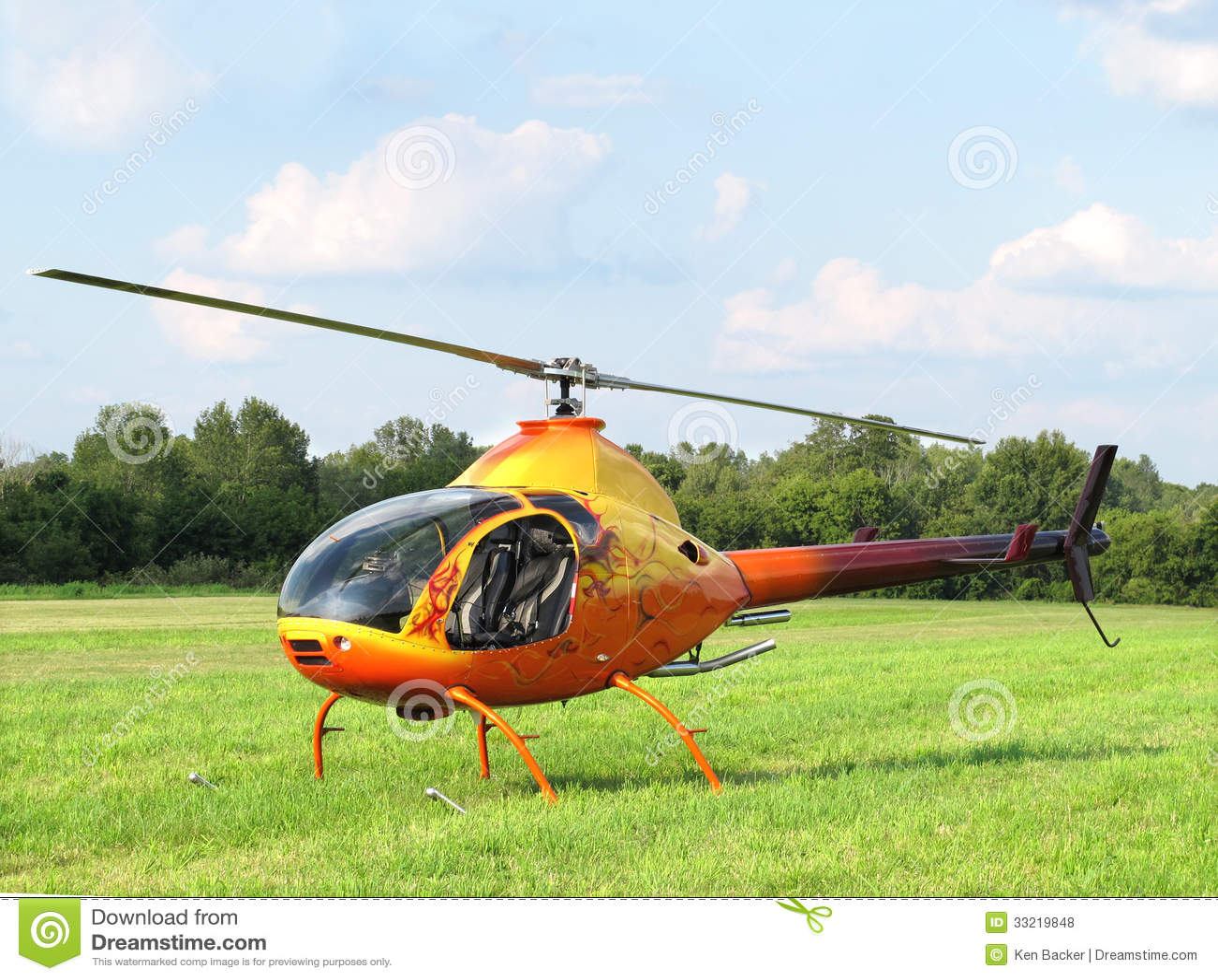kleiner helikopter