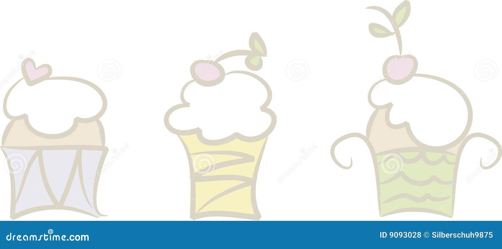 Kleine Kuchen (i)