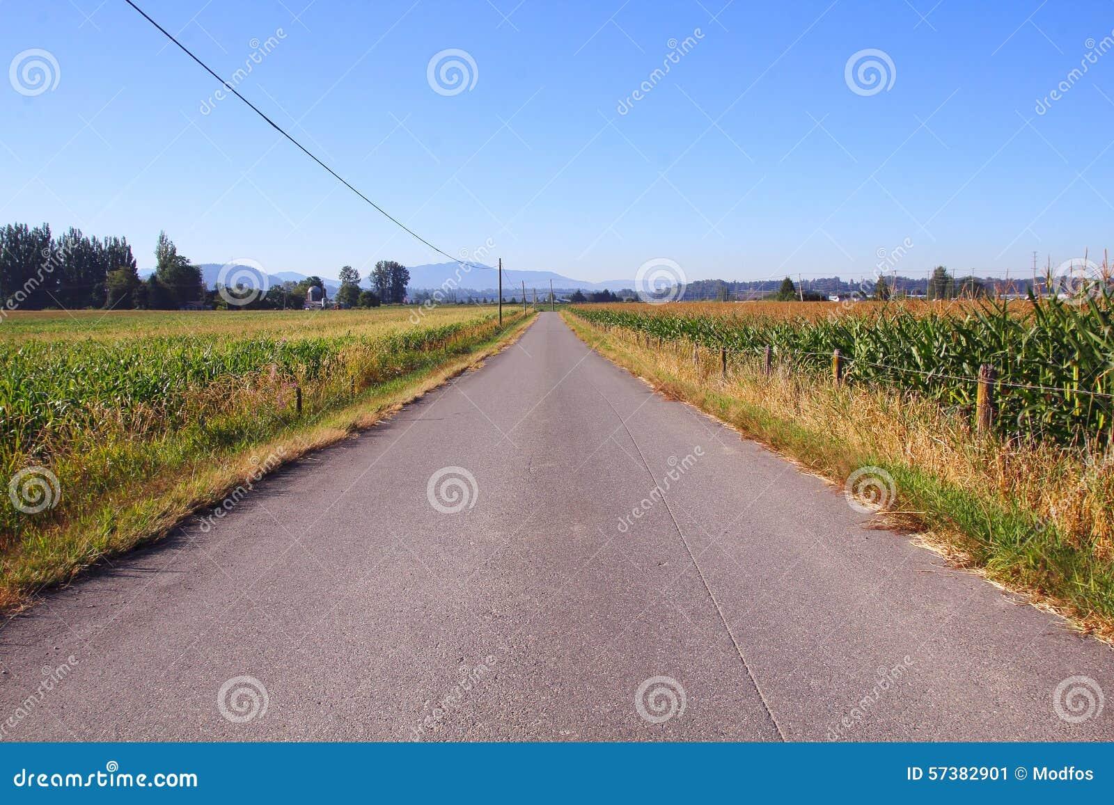 Kleine landweg