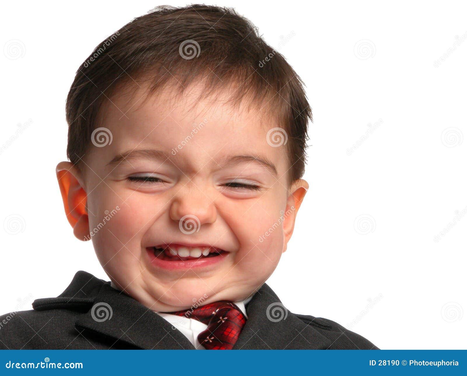 Kleine Mann-Serie: Saures Essiggurke-Lächeln