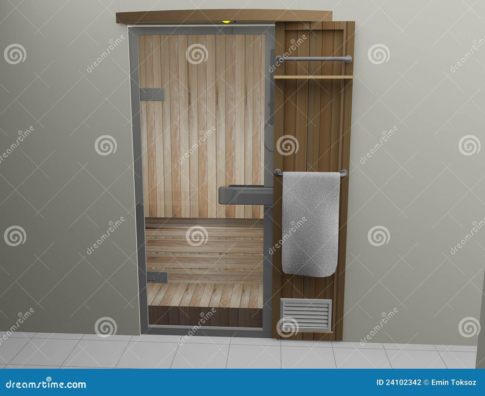 Welchen Fußboden In Der Sauna ~ Kleine sauna stockfoto bild von getäfelt luxus fußboden