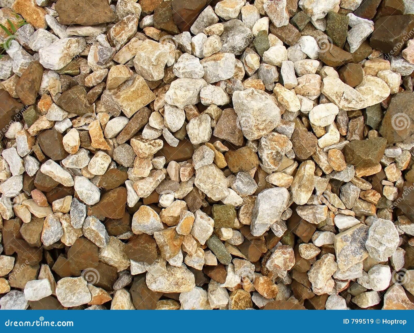 Kleine stenen