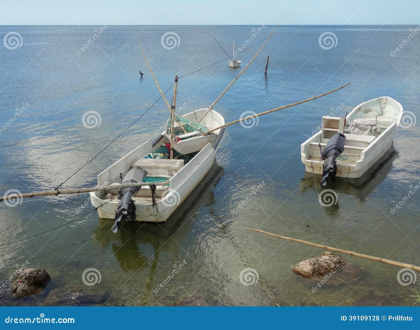 Kleine vissersboten