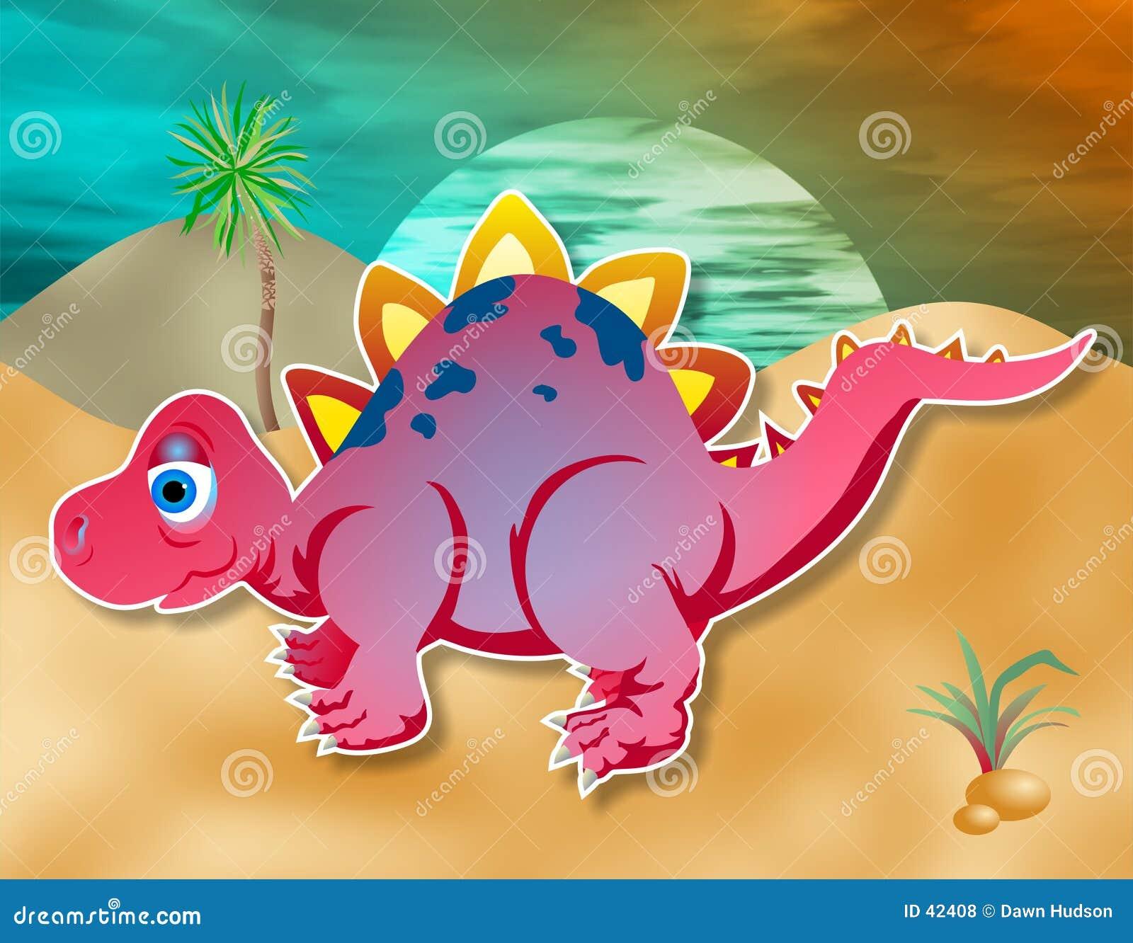 Kleiner Dino