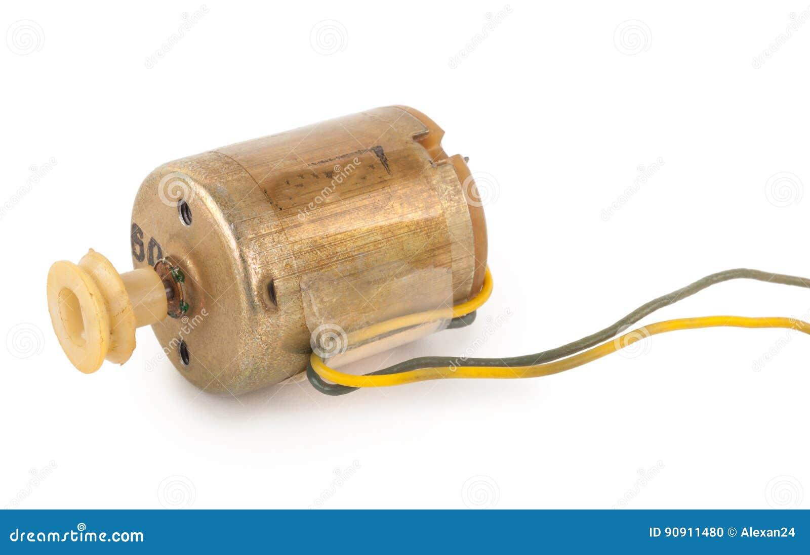 Kleiner Elektromotor