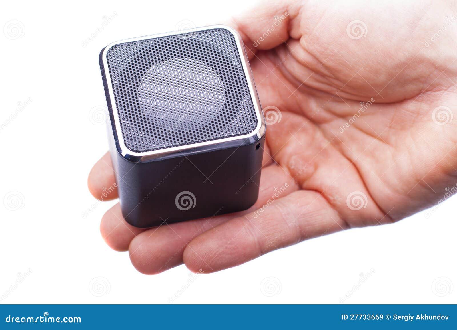 Kleiner Lautsprecher