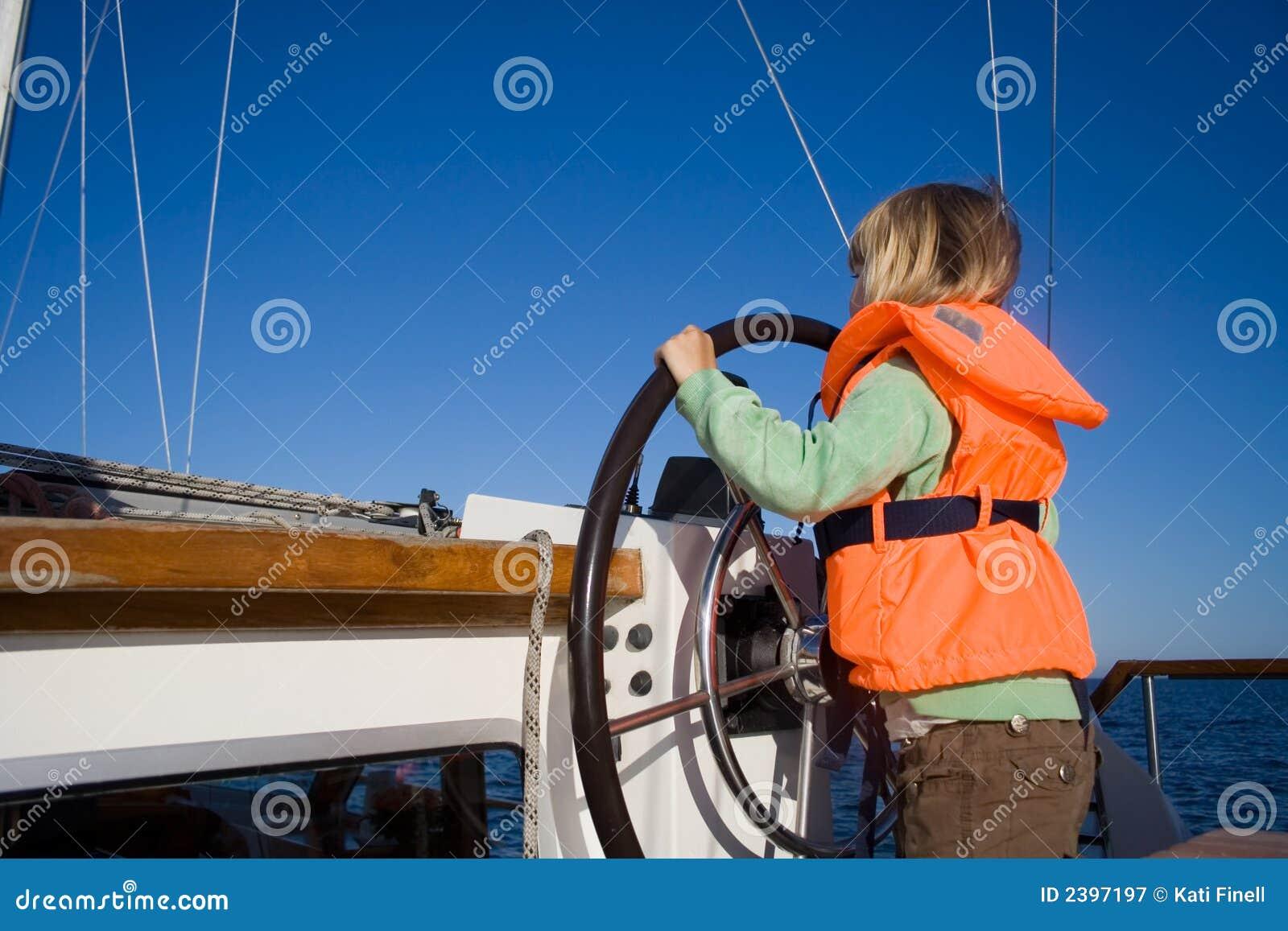 Kleiner Seemann