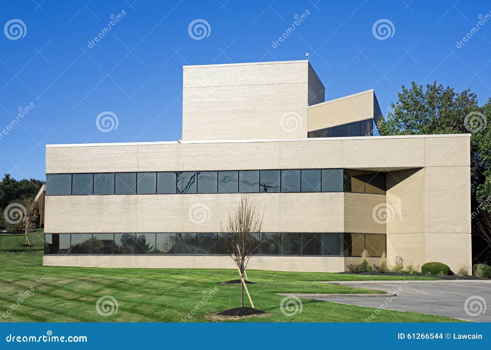 Kleines Modernes Burohaus Stockfoto Bild Von Burohaus 61266544