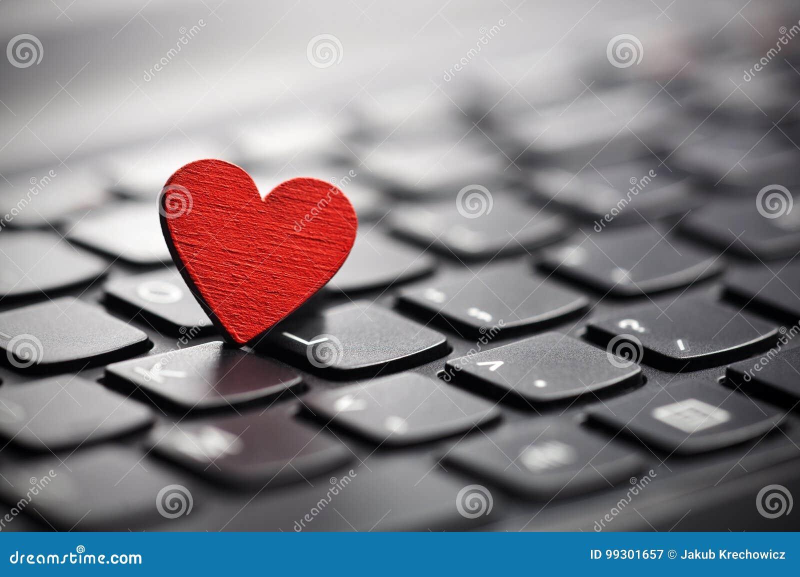 Tastatur symbol herz