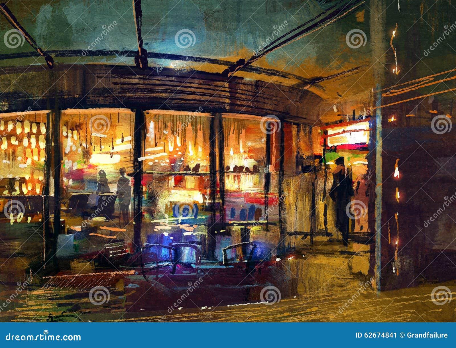 Kleinhandelswinkelingang in opslag stock illustratie afbeelding 62674841 - Behang ingang gang ...