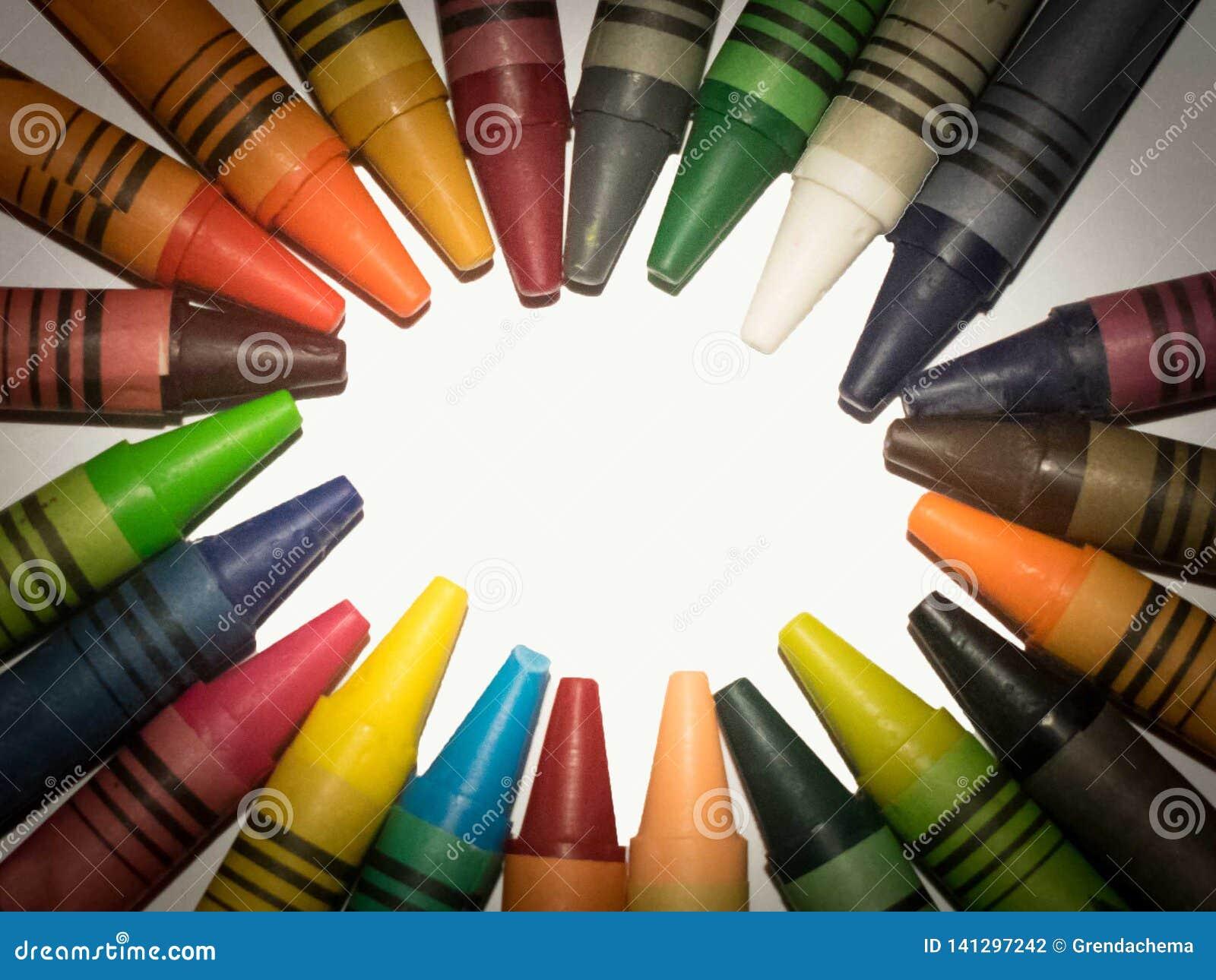 Kleuren op een cirkel, samenvatting