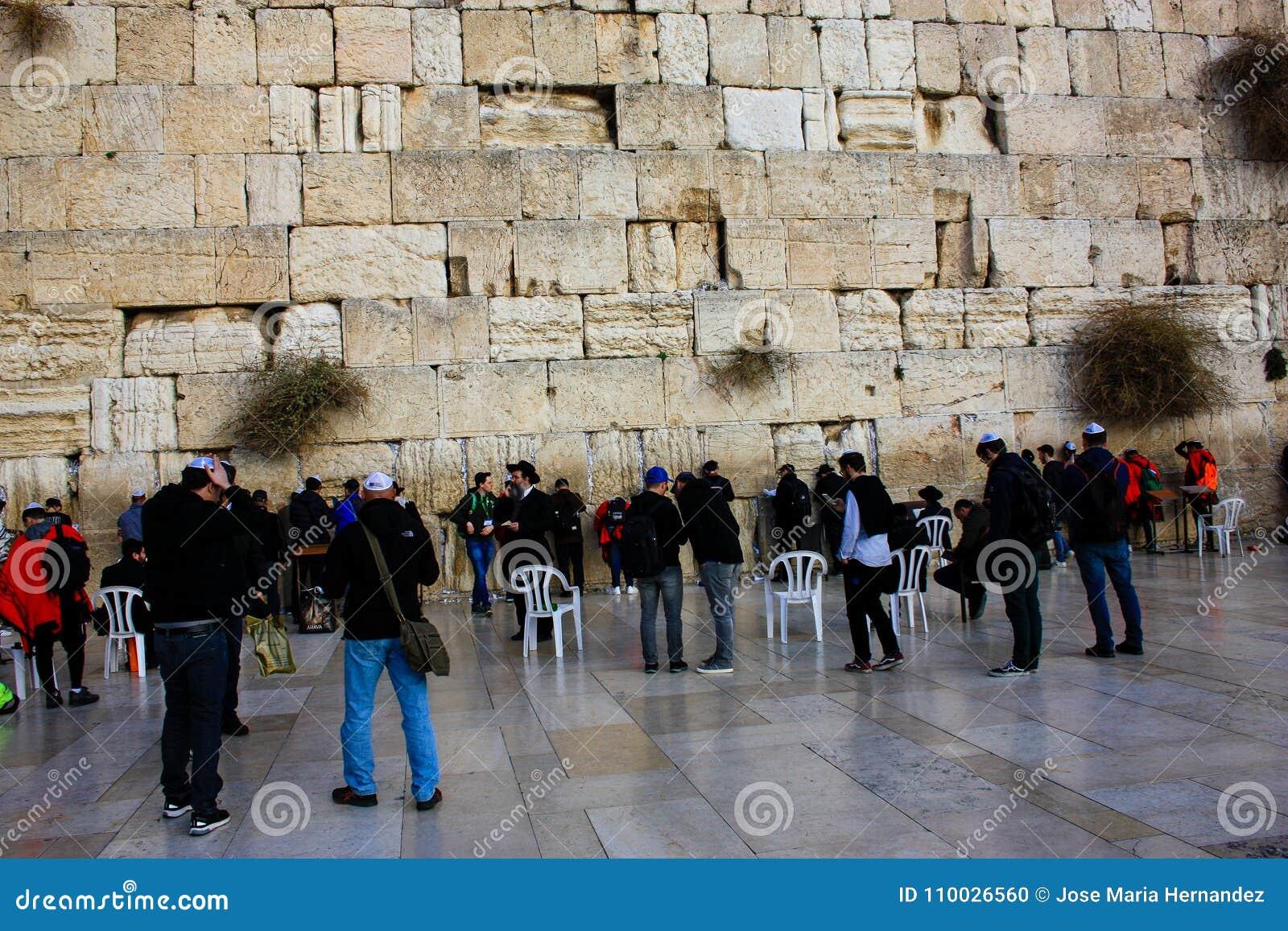 Kleuren van Jeruzalem in Israël