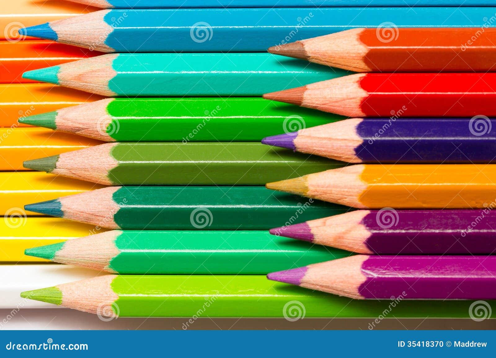 Kleurenpotloden
