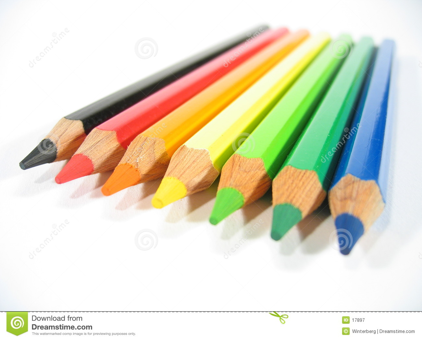Kleurpotloden VI