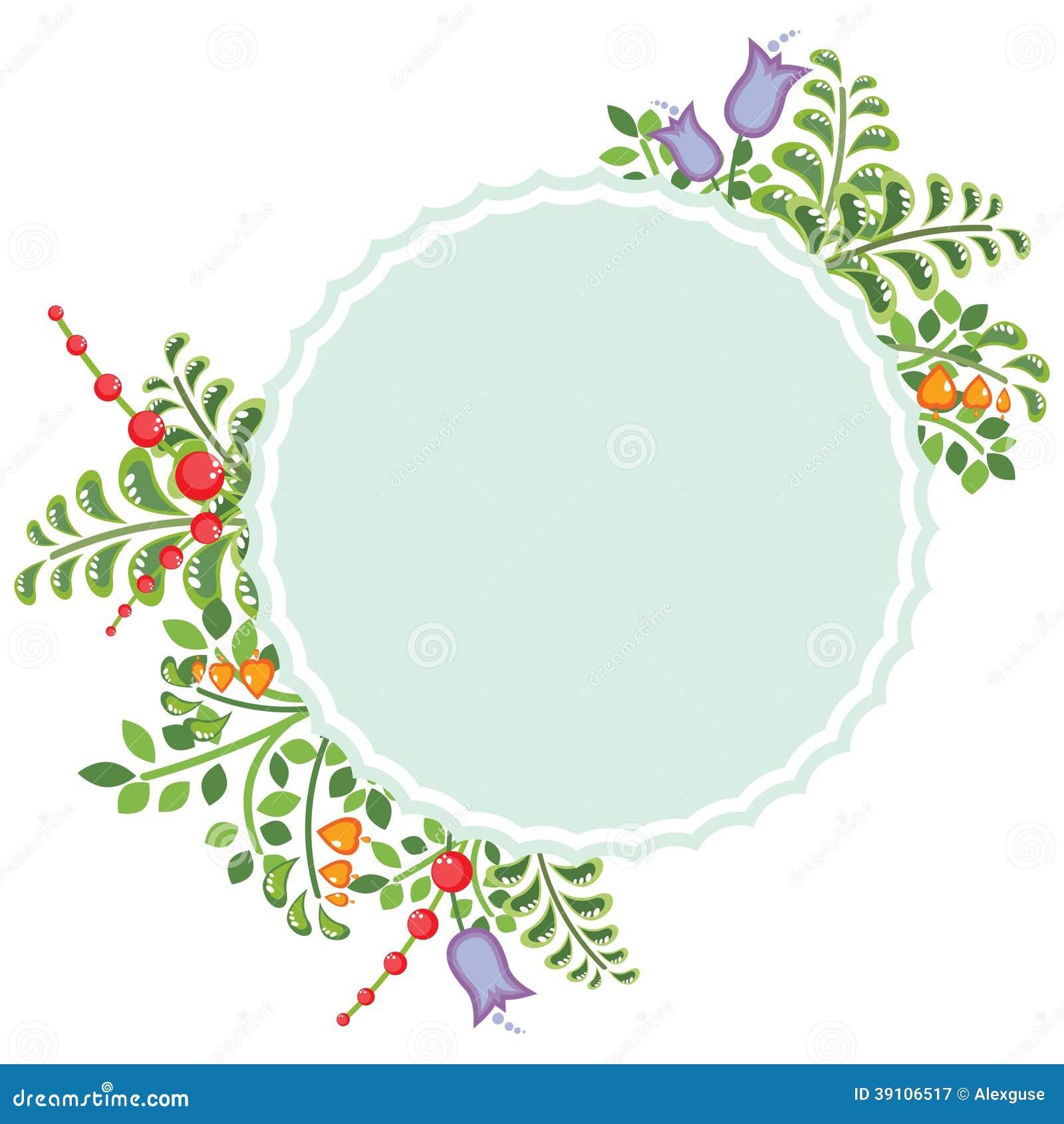 Kleurrijk bloemontwerp