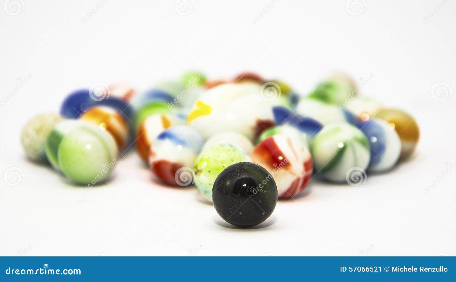 Kleurrijk Marmer