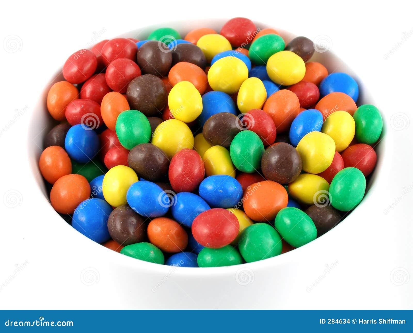 Kleurrijk suikergoed