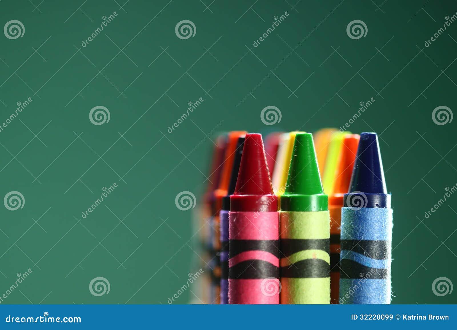 Kleurrijk terug naar Schoolkleurpotloden