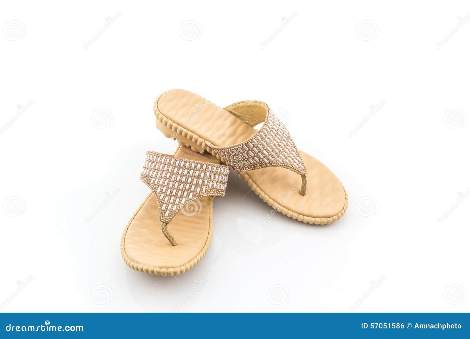 Kleurrijk van Sandals-schoenen