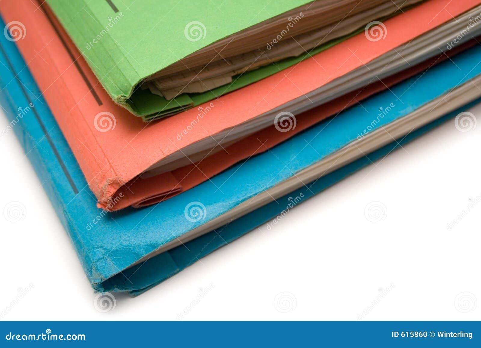 Kleurrijke Bindmiddelen (Hoogste Mening)