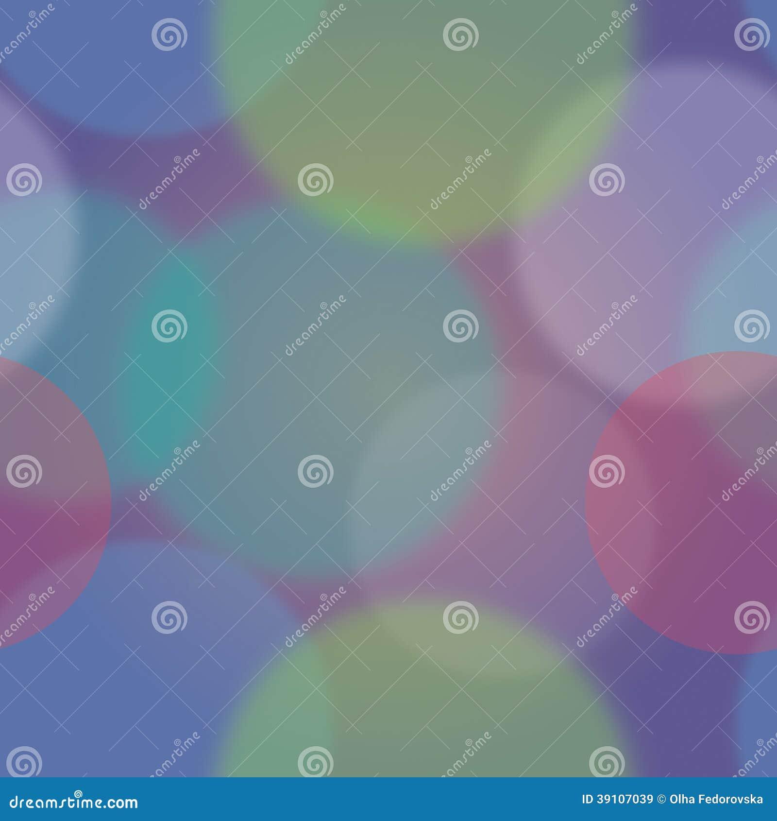 Kleurrijke bokeh abstracte achtergrond