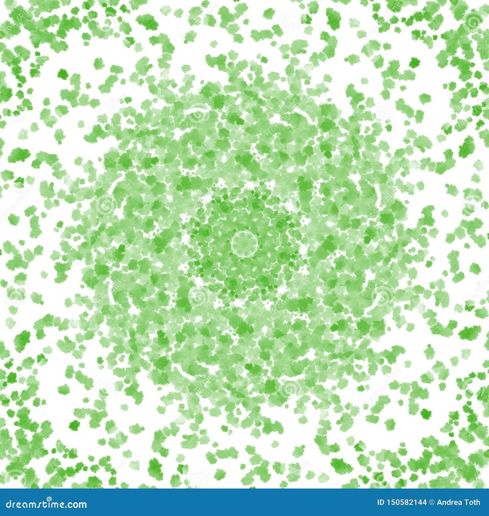 Kleurrijke gestippelde waterverfachtergrond voor websites, presentaties, kaart of kunstachtergrond